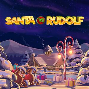 Santa vs Rudolf