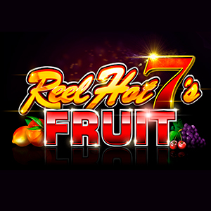 Reel Hot 7s Fruit