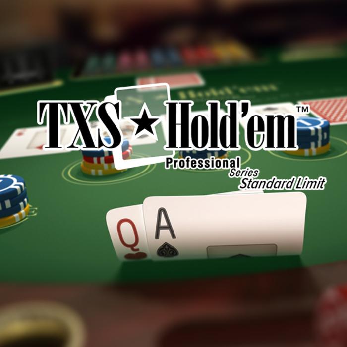 Txs Holdem Pro - Standard Limit
