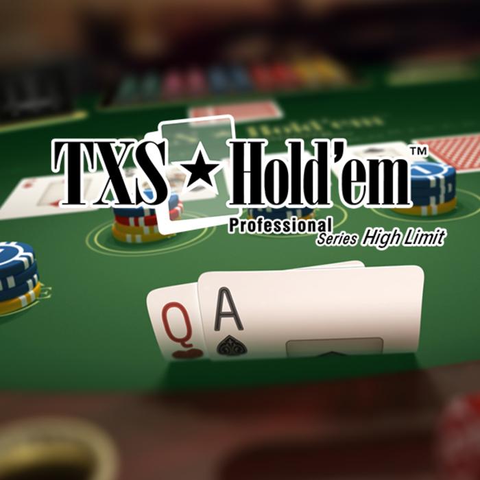 Txs Holdem Pro - High Limit