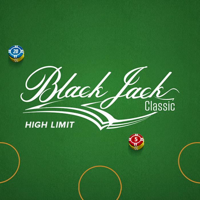 Blackjack (5 box) - High Limit