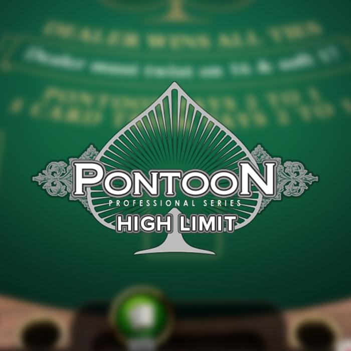 Pontoon Pro High Limit