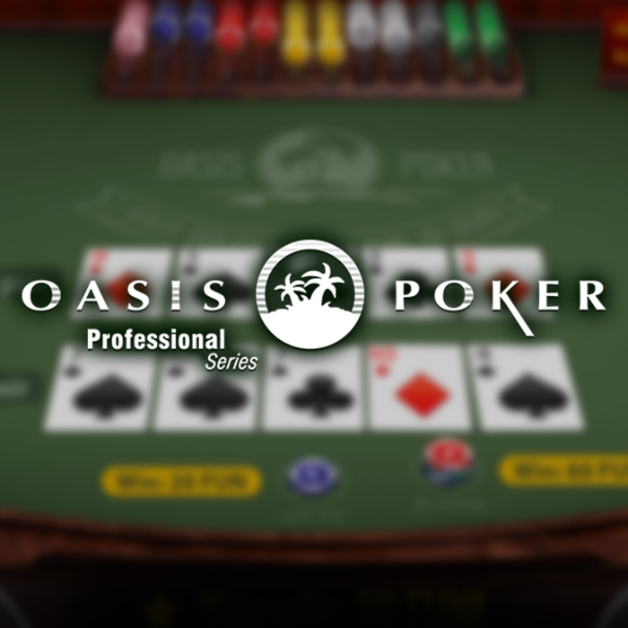Oasis Poker Pro - Standard Limit