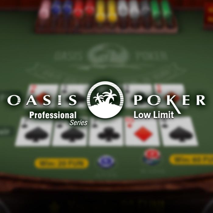 Oasis Poker Pro - Low Limit