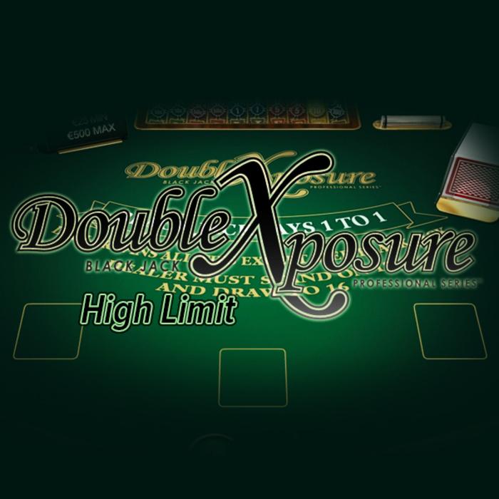 Double Exposure Blackjack Pro High Limit