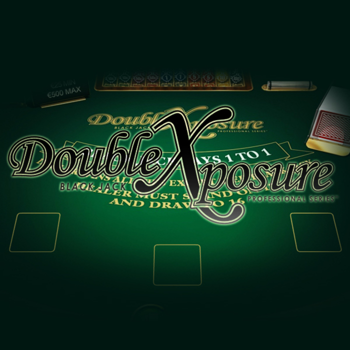 Double Exposure Blackjack Pro