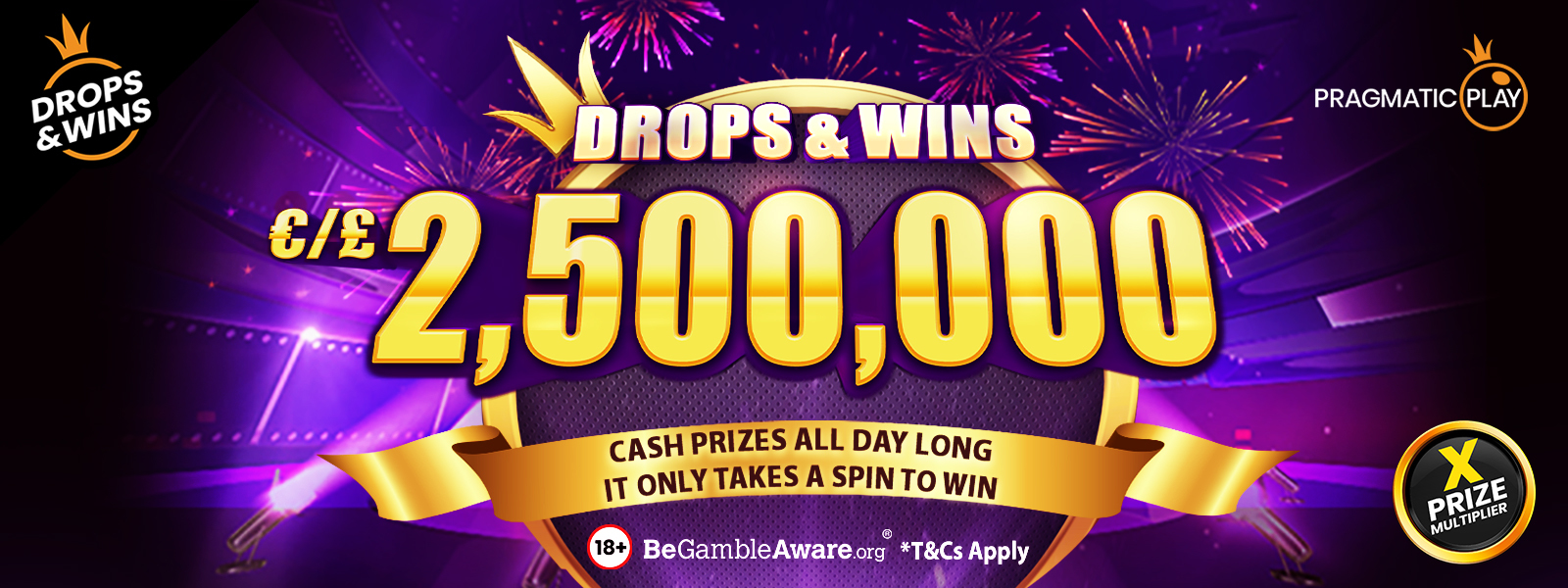 Wide big 1600x600 with prize multiplier