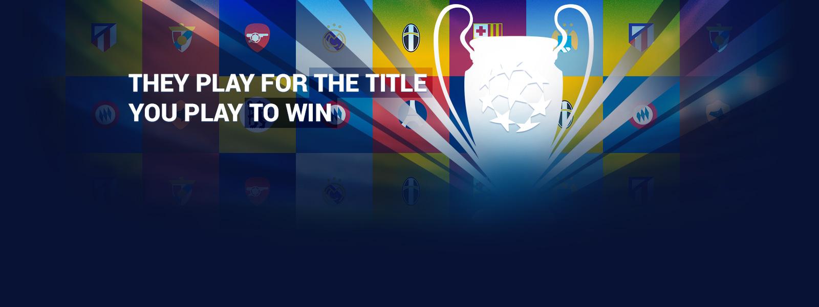 Get €5 Cashback on Champions League Correct Score Bets